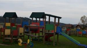 Plac zabaw w Smykolandii