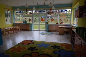 Sala przedszkolna w Osieczanach