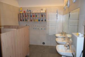 Łazienka dla przedszkolaków